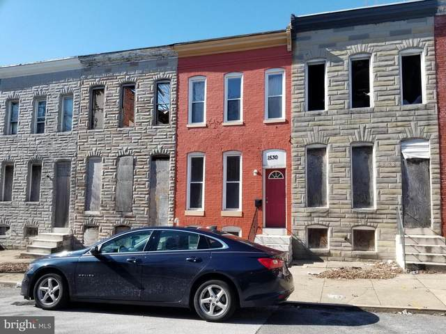 1530 Holbrook Street, BALTIMORE, MD 21202 (#MDBA538690) :: Bruce & Tanya and Associates