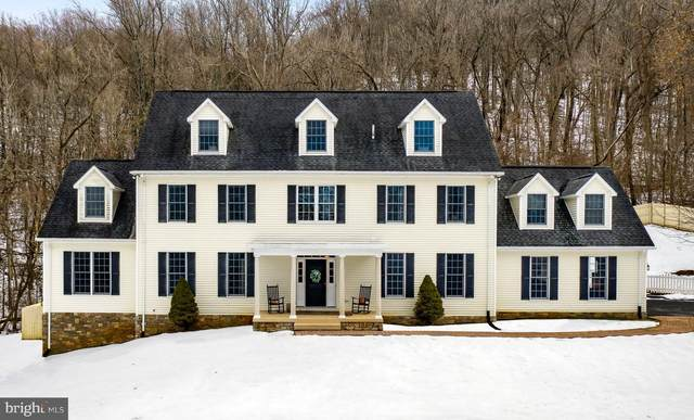 227 Greystone Drive, FRONT ROYAL, VA 22630 (#VAWR142590) :: Revol Real Estate