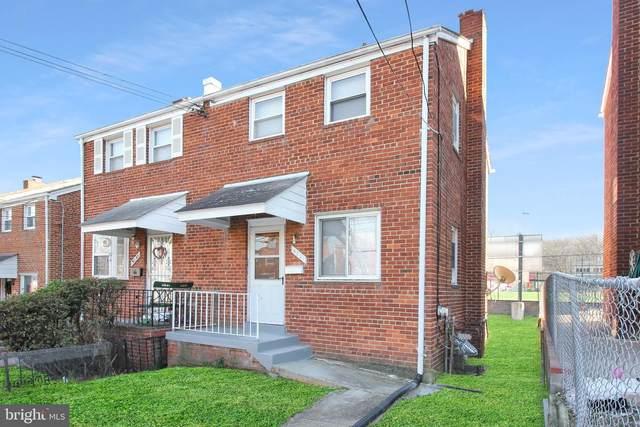 4231 Hildreth Street SE, WASHINGTON, DC 20019 (#DCDC507060) :: EXIT Realty Enterprises