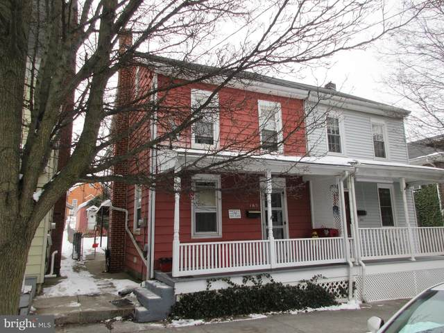 165 N Water Street, SPRING GROVE, PA 17362 (#PAYK152612) :: The Joy Daniels Real Estate Group