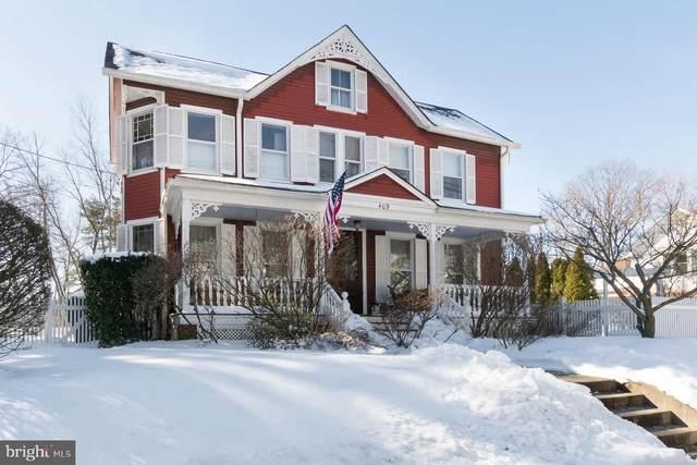 409 Village Rd E, PRINCETON JUNCTION, NJ 08550 (MLS #NJME307568) :: The Sikora Group