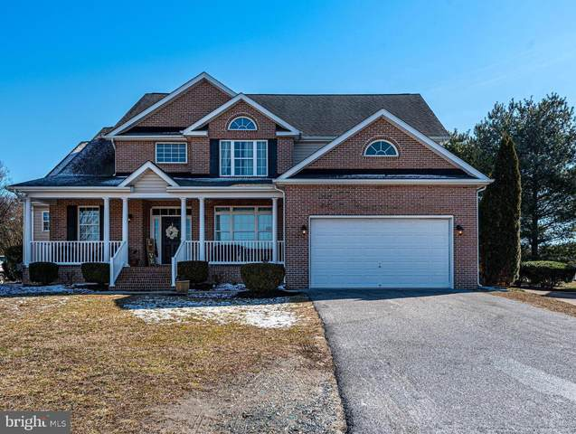 10538 Country Grove Circle, DELMAR, DE 19940 (#DESU177134) :: Barrows and Associates