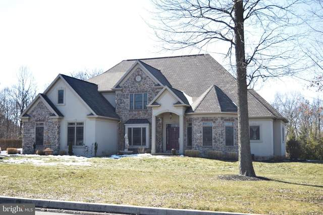 116 Wood Crest Drive, PALMYRA, PA 17078 (#PALN117810) :: John Smith Real Estate Group