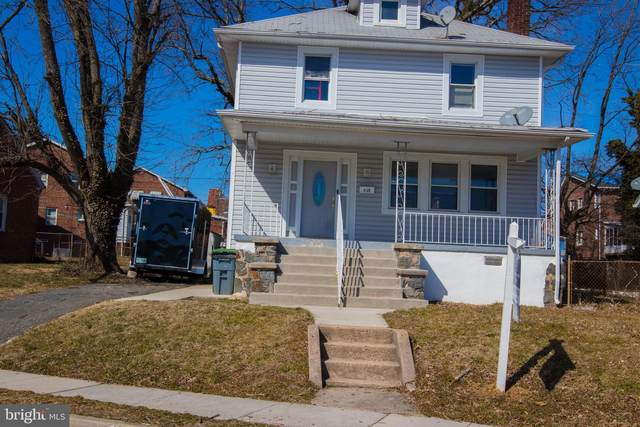 4120 Belle Avenue, BALTIMORE, MD 21215 (#MDBA539442) :: Lucido Agency of Keller Williams