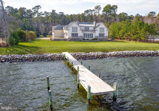 24724 New Post Road, SAINT MICHAELS, MD 21663 (#MDTA140354) :: RE/MAX Coast and Country