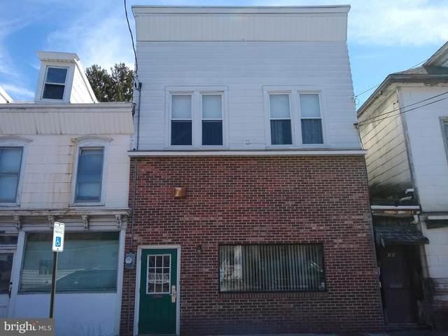 31 Valley Street, NEW PHILADELPHIA, PA 17959 (#PASK134200) :: Ramus Realty Group