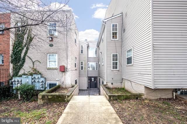 612 Eastern Avenue NE #203, WASHINGTON, DC 20019 (#DCDC507536) :: CENTURY 21 Core Partners