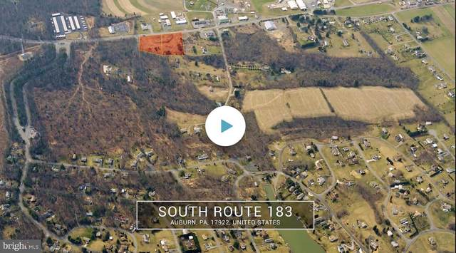 0 S Route 183 Road, SCHUYLKILL HAVEN, PA 17972 (#PASK134204) :: Ramus Realty Group