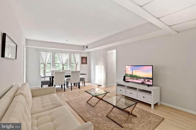 1859 Wilson Boulevard 5-374, ARLINGTON, VA 22201 (#VAAR176208) :: City Smart Living