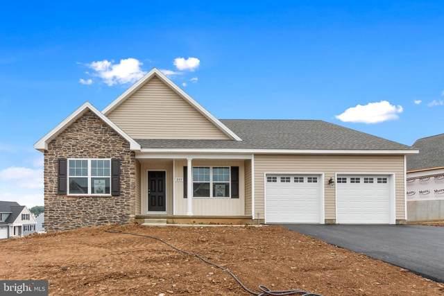205 Farm House Lane, YORK, PA 17408 (#PAYK152850) :: The Joy Daniels Real Estate Group