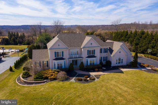 102 Borden Way, LINCOLN UNIVERSITY, PA 19352 (#PACT529336) :: Linda Dale Real Estate Experts