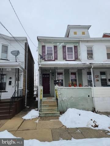 1164 Franklin Street, TRENTON, NJ 08610 (MLS #NJME307820) :: The Sikora Group
