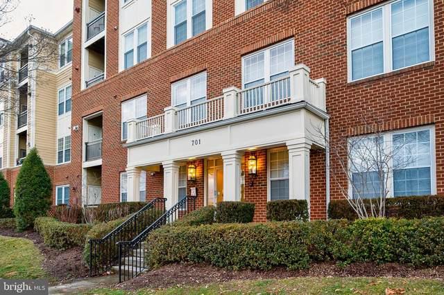 701 Fallsgrove Drive #305, ROCKVILLE, MD 20850 (#MDMC744386) :: Corner House Realty