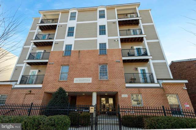 5414 1ST Place NW #102, WASHINGTON, DC 20011 (#DCDC508188) :: Berkshire Hathaway HomeServices McNelis Group Properties
