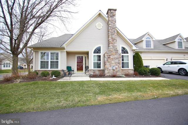 375 Shady Brook Drive, LANGHORNE, PA 19047 (#PABU520534) :: ExecuHome Realty