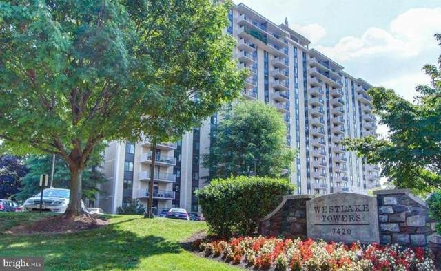 7420 Westlake Terrace #609, BETHESDA, MD 20817 (#MDMC744486) :: Colgan Real Estate
