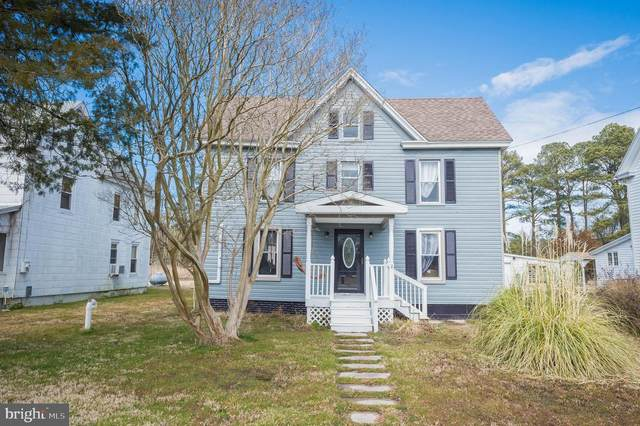 3326 Sackertown Road, CRISFIELD, MD 21817 (#MDSO104422) :: Shawn Little Team of Garceau Realty