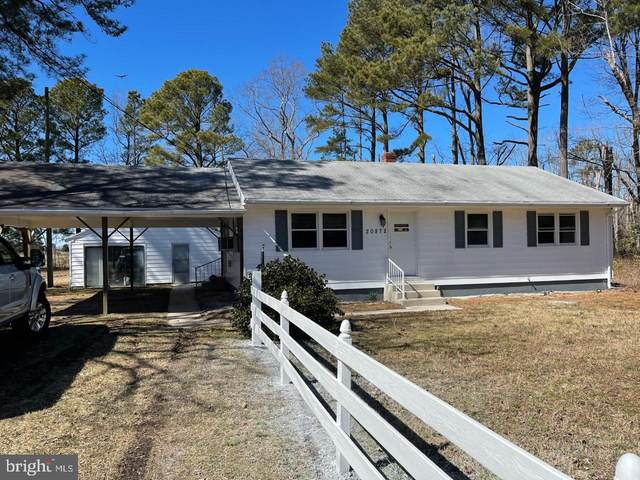 20872 Nanticoke Road, BIVALVE, MD 21814 (#MDWC111672) :: Shamrock Realty Group, Inc