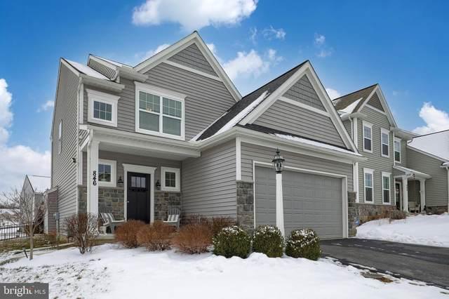 846 Northern Spy Drive, MECHANICSBURG, PA 17055 (#PACB132060) :: John Smith Real Estate Group