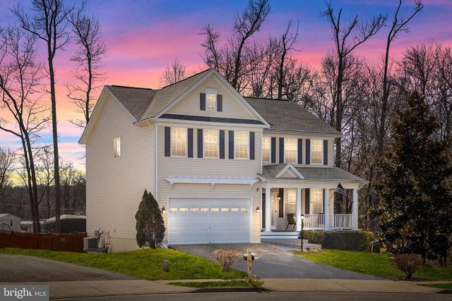 18599 Quantico Gateway Drive, TRIANGLE, VA 22172 (#VAPW515022) :: City Smart Living