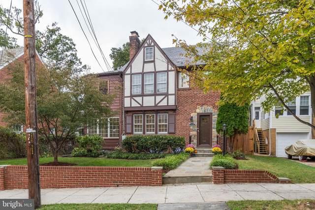4120 17TH Street NW, WASHINGTON, DC 20011 (#DCDC508402) :: Dart Homes