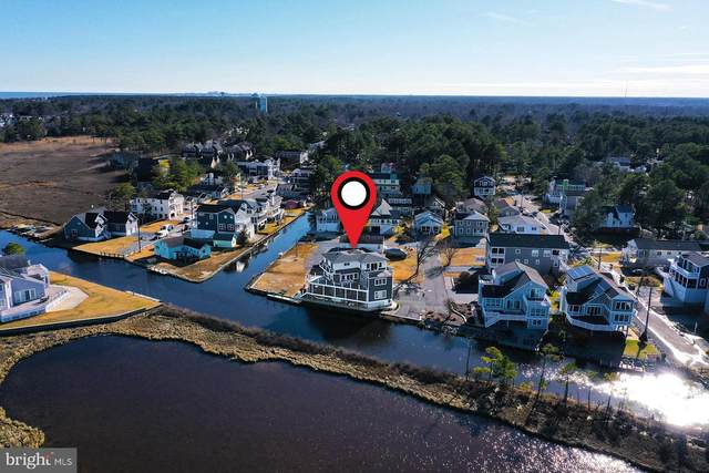 606 Pond View Drive, BETHANY BEACH, DE 19930 (#DESU177686) :: Barrows and Associates