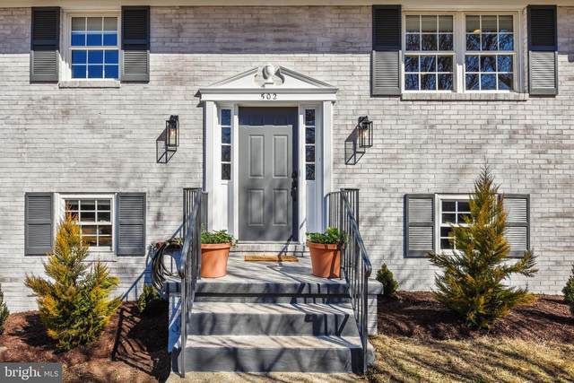 502 Grandin Avenue, SEVERNA PARK, MD 21146 (#MDAA459544) :: Sunrise Home Sales Team of Mackintosh Inc Realtors