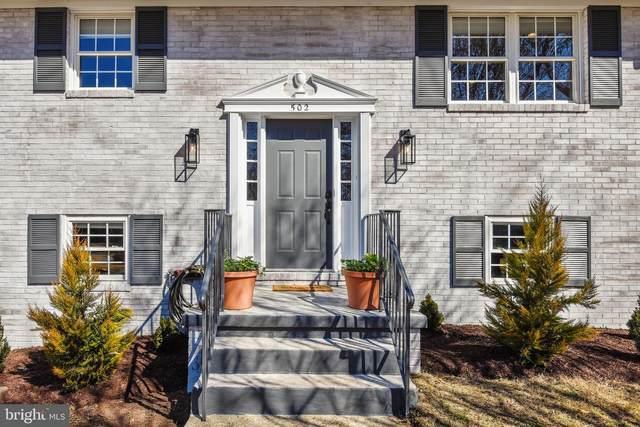 502 Grandin Avenue, SEVERNA PARK, MD 21146 (#MDAA459544) :: Colgan Real Estate