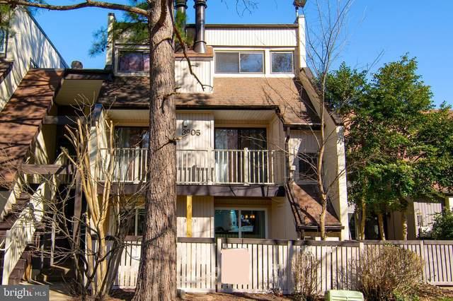 3903 El Camino Place #22, ALEXANDRIA, VA 22309 (#VAFX1181502) :: AJ Team Realty