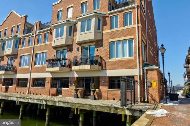 2327 Boston Street #4, BALTIMORE, MD 21224 (#MDBA540266) :: Corner House Realty