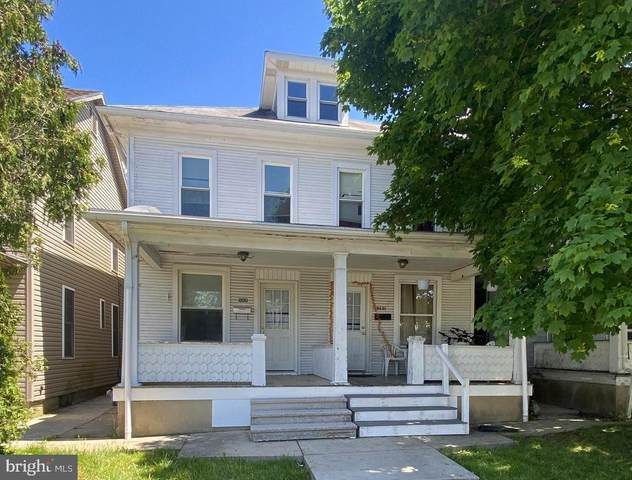 542 S Franklin Street, HANOVER, PA 17331 (#PAYK153184) :: ExecuHome Realty