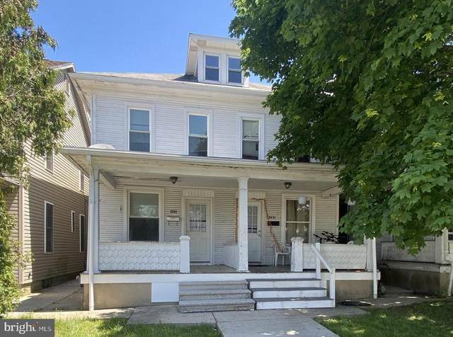 542-1/2 S Franklin Street, HANOVER, PA 17331 (#PAYK153192) :: ExecuHome Realty