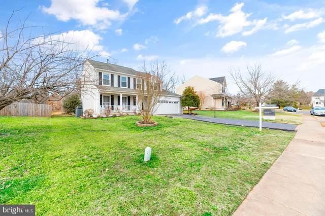 10256 Cedar Ridge Drive, MANASSAS, VA 20110 (#VAMN141402) :: Colgan Real Estate