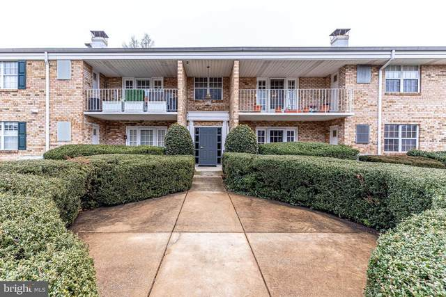 1130 S Washington Street #204, FALLS CHURCH, VA 22046 (#VAFA111886) :: Bruce & Tanya and Associates