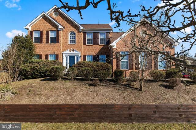 2 Kentbury Court, OWINGS MILLS, MD 21117 (#MDBC520334) :: Bob Lucido Team of Keller Williams Integrity