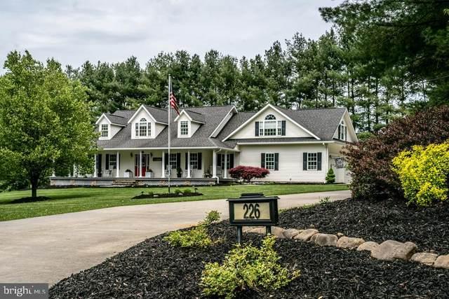 226 Heather Drive, STANLEY, VA 22851 (#VAPA105956) :: The Riffle Group of Keller Williams Select Realtors