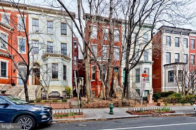 1427 NW Q Street NW, WASHINGTON, DC 20009 (#DCDC508982) :: Dart Homes