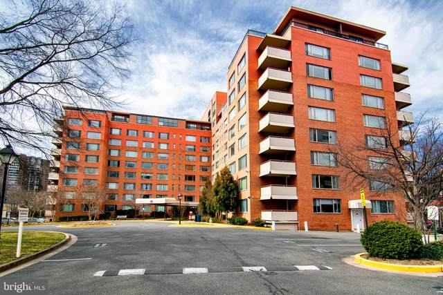 1111 Arlington Boulevard #205, ARLINGTON, VA 22209 (#VAAR176688) :: Debbie Dogrul Associates - Long and Foster Real Estate