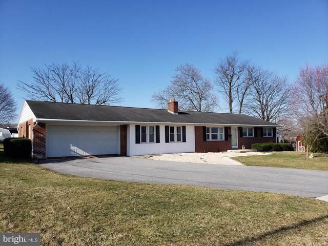 114 Walter, GREENCASTLE, PA 17225 (#PAFL178146) :: The Joy Daniels Real Estate Group