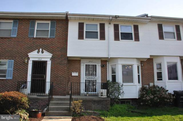 2967 Sunset Lane, SUITLAND, MD 20746 (#MDPG597450) :: Tom & Cindy and Associates