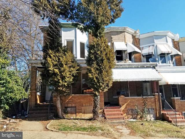 2800 Clifton Park Terrace, BALTIMORE, MD 21213 (#MDBA540720) :: AJ Team Realty