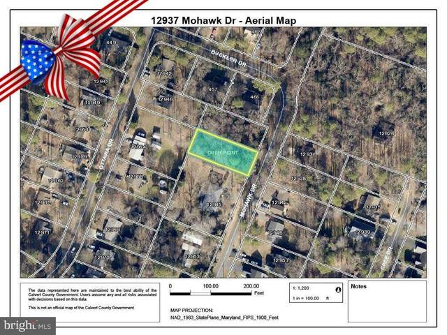 12937 Mohawk Drive, LUSBY, MD 20657 (#MDCA181234) :: The Sky Group