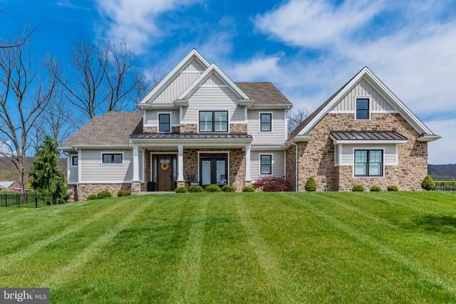 14 Blue Marlin Way, MECHANICSBURG, PA 17050 (#PACB132204) :: Iron Valley Real Estate