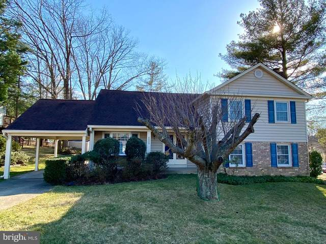 8909 Lake Braddock Drive, BURKE, VA 22015 (#VAFX1182394) :: Debbie Dogrul Associates - Long and Foster Real Estate