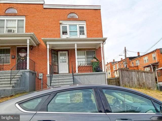 4714 Old York Road, BALTIMORE, MD 21212 (#MDBA540840) :: ExecuHome Realty