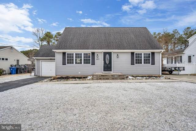 1177 Barnacle Drive, MANAHAWKIN, NJ 08050 (#NJOC407450) :: Lee Tessier Team