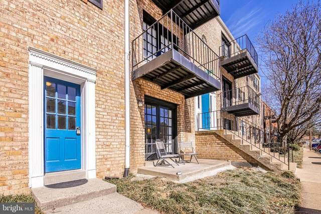 5927 Quantrell Avenue #101, ALEXANDRIA, VA 22312 (MLS #VAAX256520) :: Parikh Real Estate