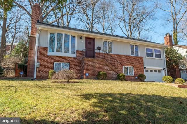 1004 N Arlington Mill Drive, ARLINGTON, VA 22205 (#VAAR176832) :: The Riffle Group of Keller Williams Select Realtors