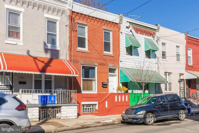 2529 W Montgomery Avenue, PHILADELPHIA, PA 19121 (#PAPH990302) :: Revol Real Estate