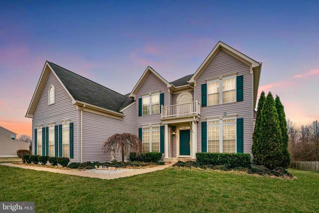 11377 Falling Creek Drive, BEALETON, VA 22712 (#VAFQ169250) :: The Miller Team